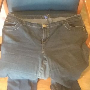 Lightweight jeans 24w